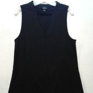 Torrid  black sleeveless top